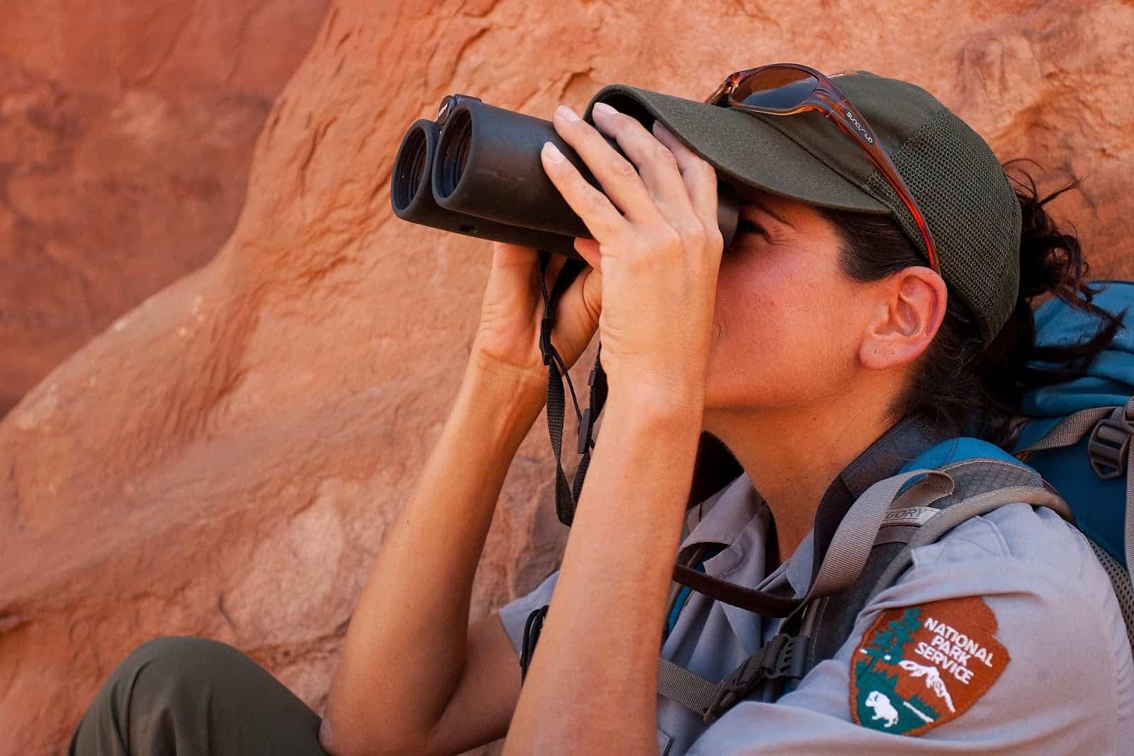 Fun jobs that pay well: Park ranger