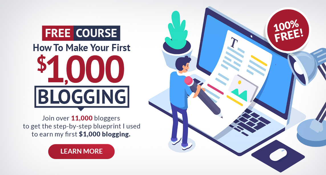 How to make $1,000 blogging