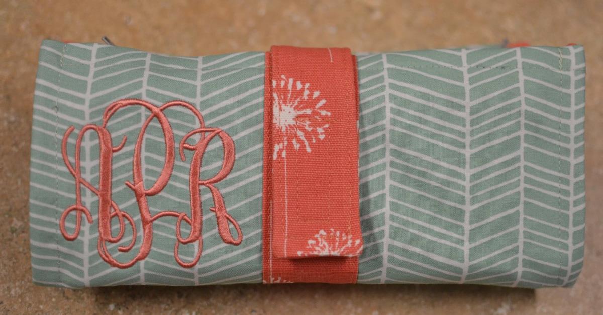 Cash Envelope System custom made wallet