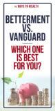 Betterment vs Vanguard