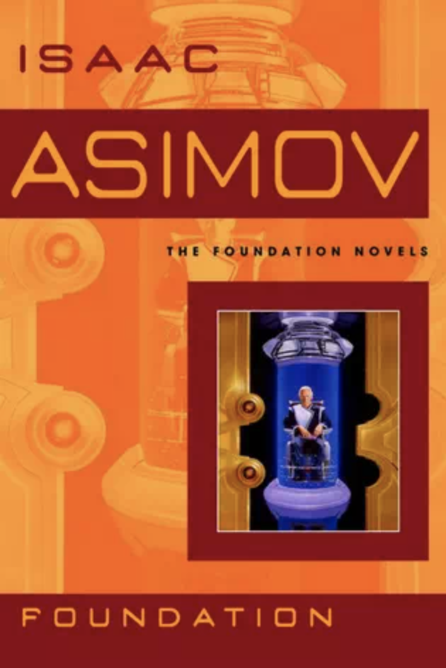 Isaac Asimov - The Foundation