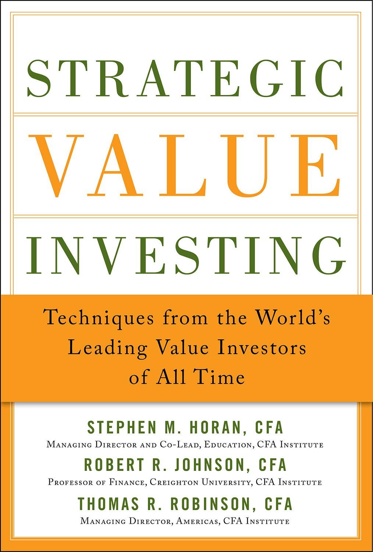 Strategic Value Investing