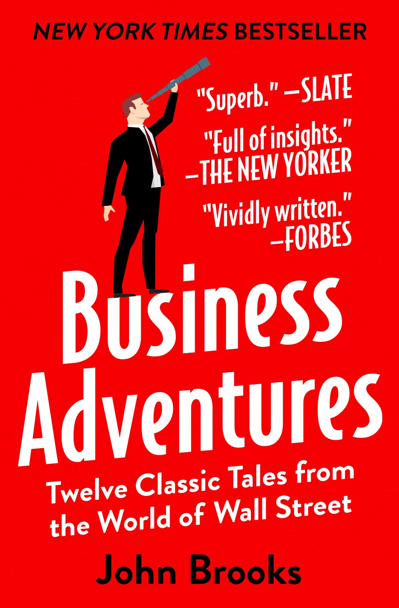 John Brooks - Business Adventures