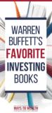 Warren Buffet's Favorite Investing Books