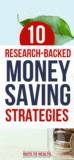 Pinterest: Money Saving Tips
