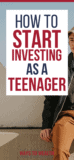 Pinterest_ How To Start Investing As A Teen
