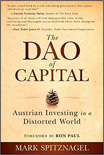 The Dao of Capital - Book Cover