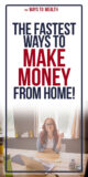23 Real Ways to Make Money From Home (Up to $100 Today)!