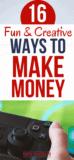 Pinterest: Creative Ways To Make Money