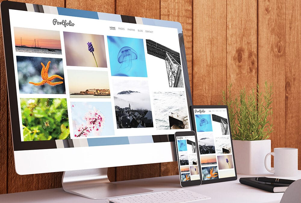 How to Create a Portfolio from Scratch