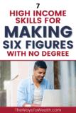 six-figures no degree