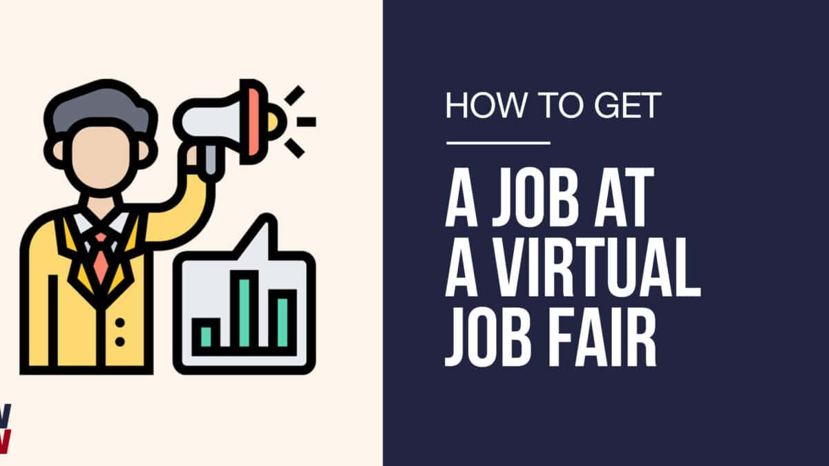 Get a Job at a Virtual Career Fair