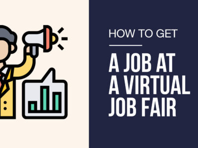Get a Job at a Virtual Career Fair