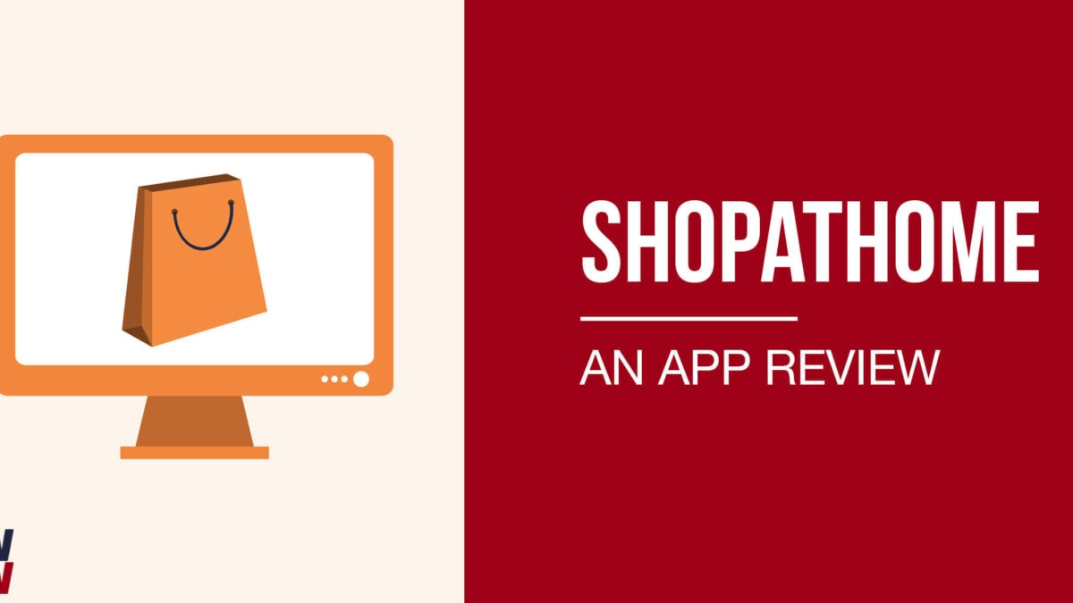 ShopAtHome Review