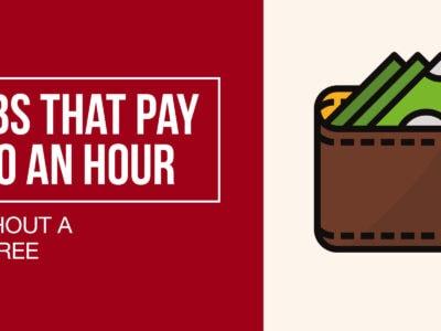 Jobs That Pay 30 An Hour